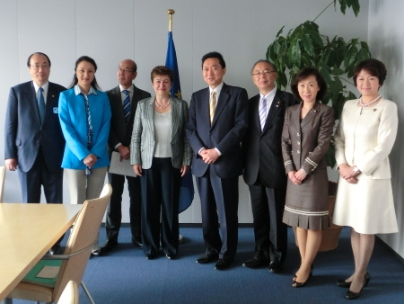Meeting with Ms. Kristalina Georgieva