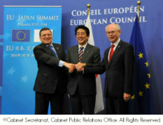 22nd Japan-EU Summi